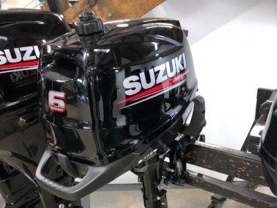 Suzuki 6hp 4 Stroke