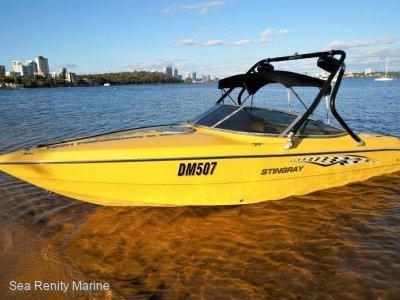 Stingray 220SX Sports