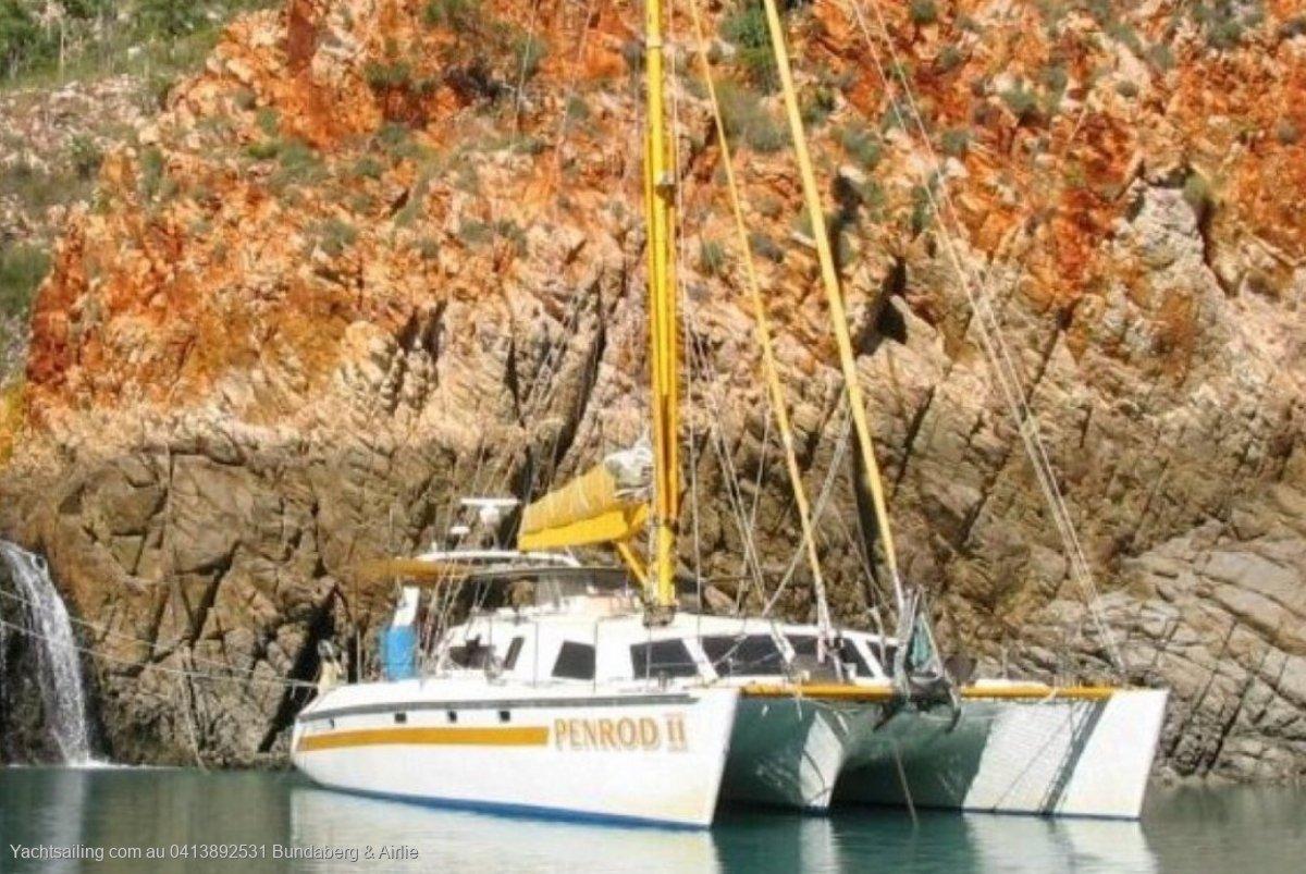 Simpson 1700 Live Aboard Catamaran: Sailing Catamaran for Sale