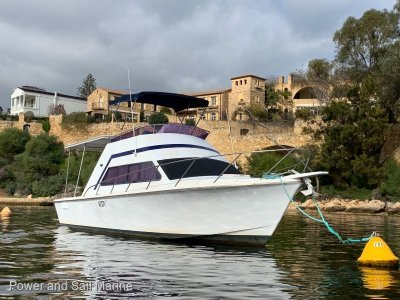 Fury Flybridge Cruiser ***Yanmar diesel and shaft for sub $50k***
