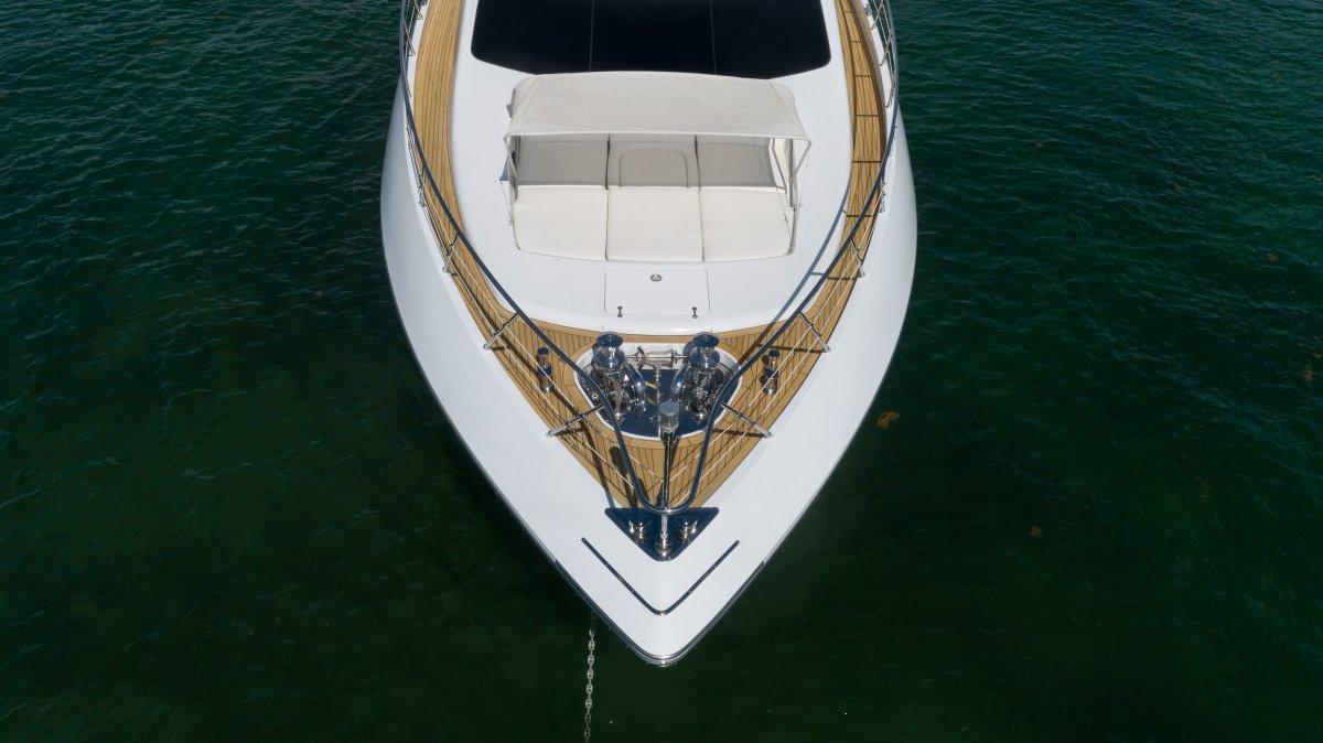 Mangusta Mediterranean Sport Yacht