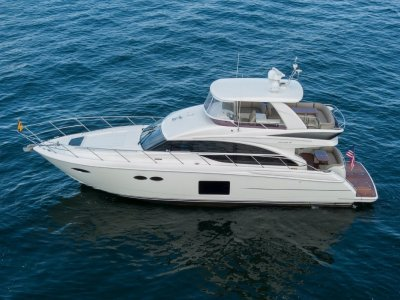 Princess P56 Flybridge