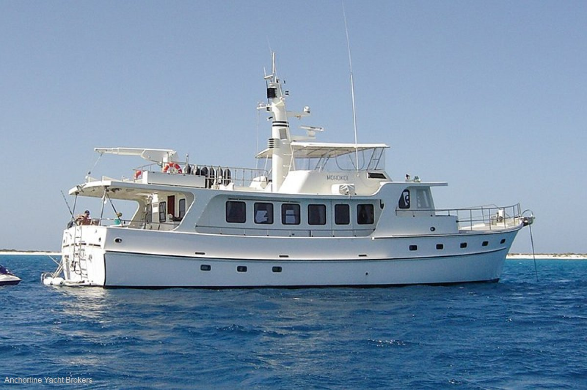 Wayne Tipper 70 Motor Yacht: Power Boats | Boats Online for