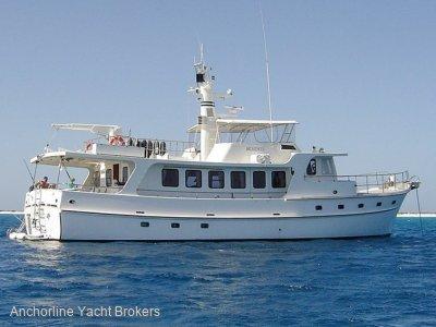 Wayne Tipper 70 Motor Yacht
