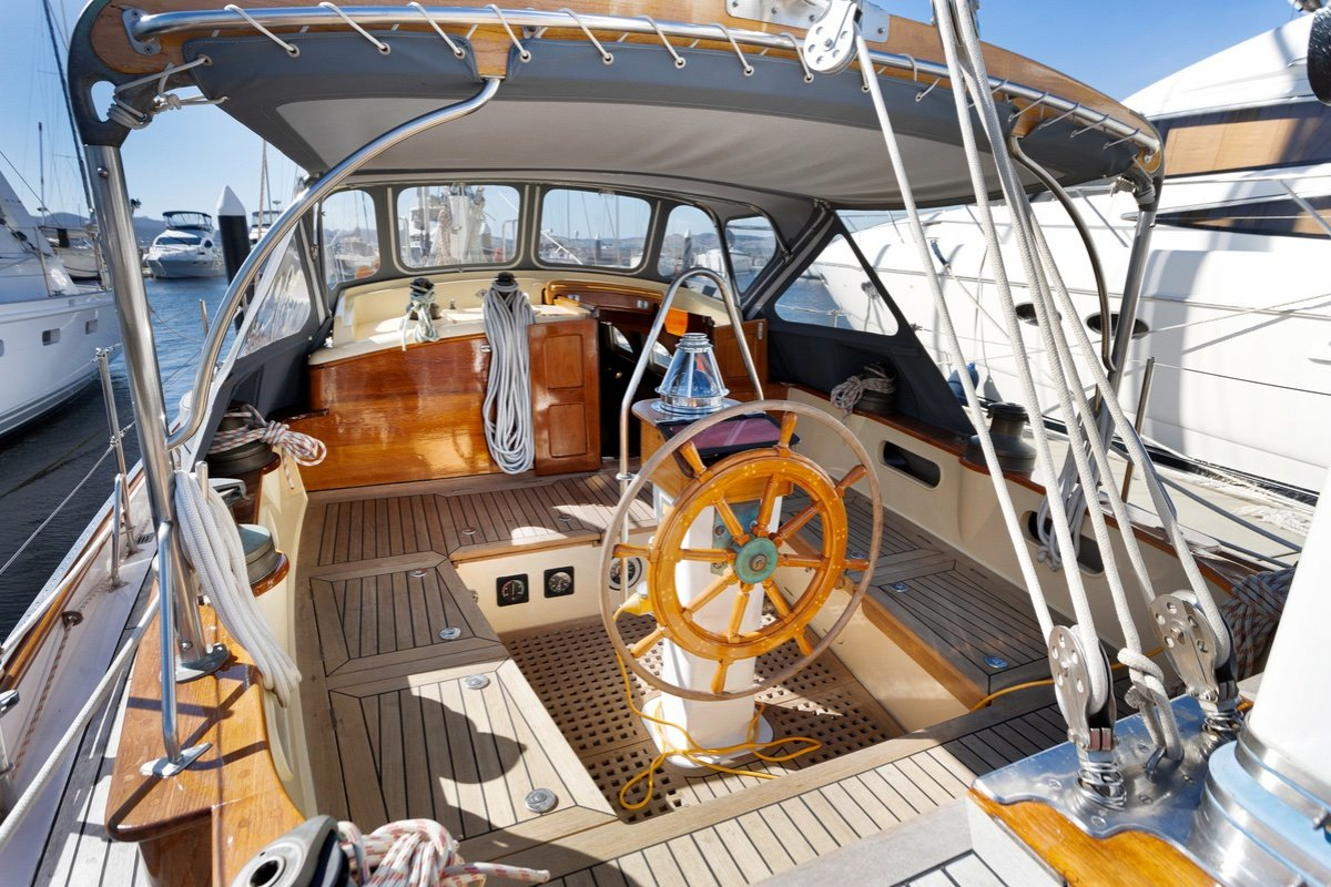Alden 56 Yawl AMAZING OPPORTUNITUY! NOW REDUCED TO SELL!