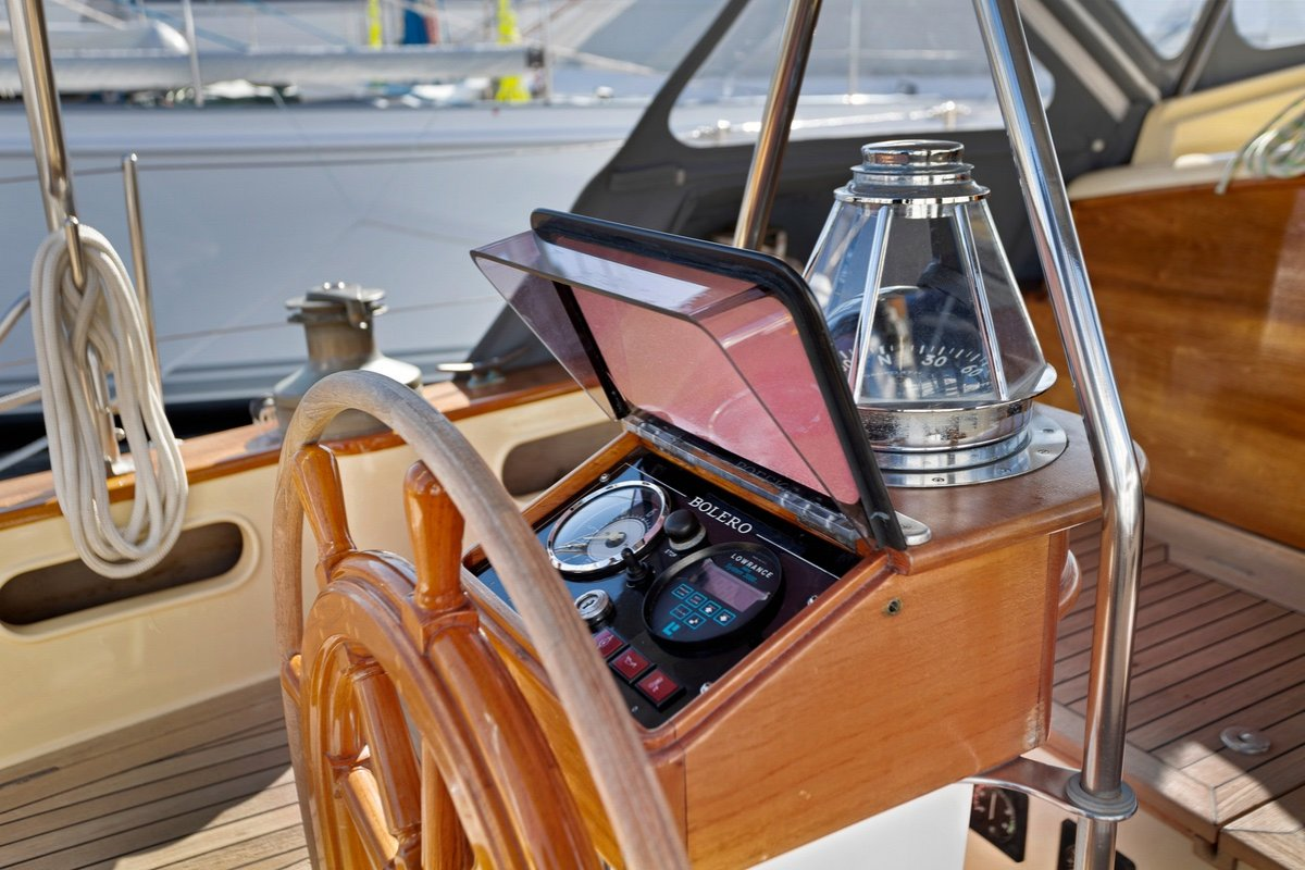 Alden 56 Yawl INSPECTION A MUST TO APPRECIATE THIS SUPERB YACHT