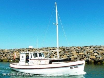 31' Custom Bay and Coastal cruiser