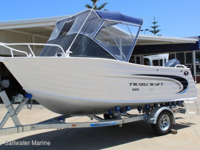 Trailcraft 525 Runabout SPECIAL FACTORY REBATES 1 ONLY Immediate delivery