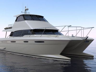 MEC Yachts 17m Luxury Power Catamaran