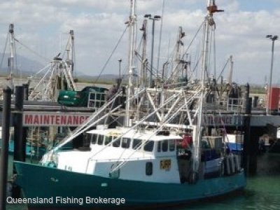 TS391 - $470,000 Trawler, T1 Licence + 200 Days