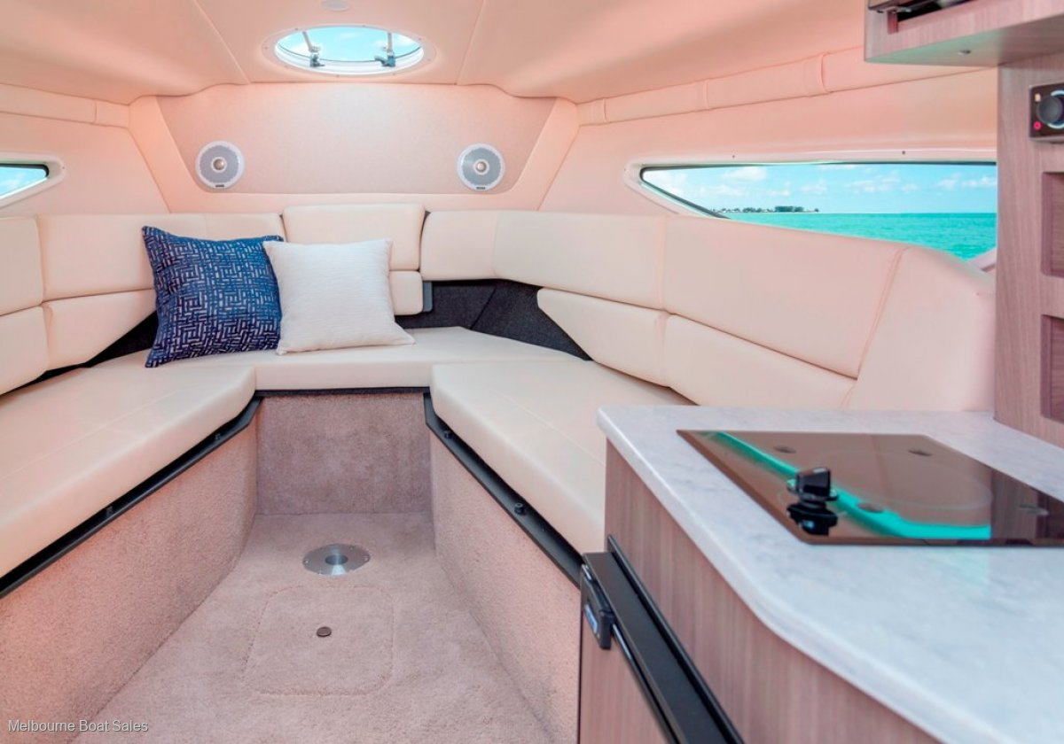 Regal 26 Express - ONE OF A KIND SALOON