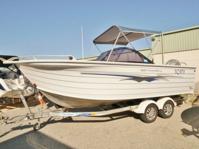 Quintrex 600 Freedom Sport Bowrider Owners wants this gone new boat has arrived. !!!