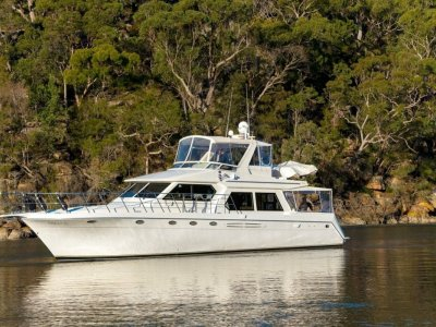 "Navigator 5300 Classic Pilothouse ""Cruise in style"""