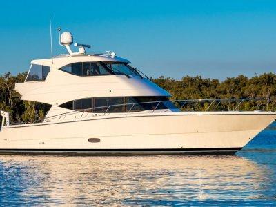Maritimo M51 Cruising Motoryacht 2018