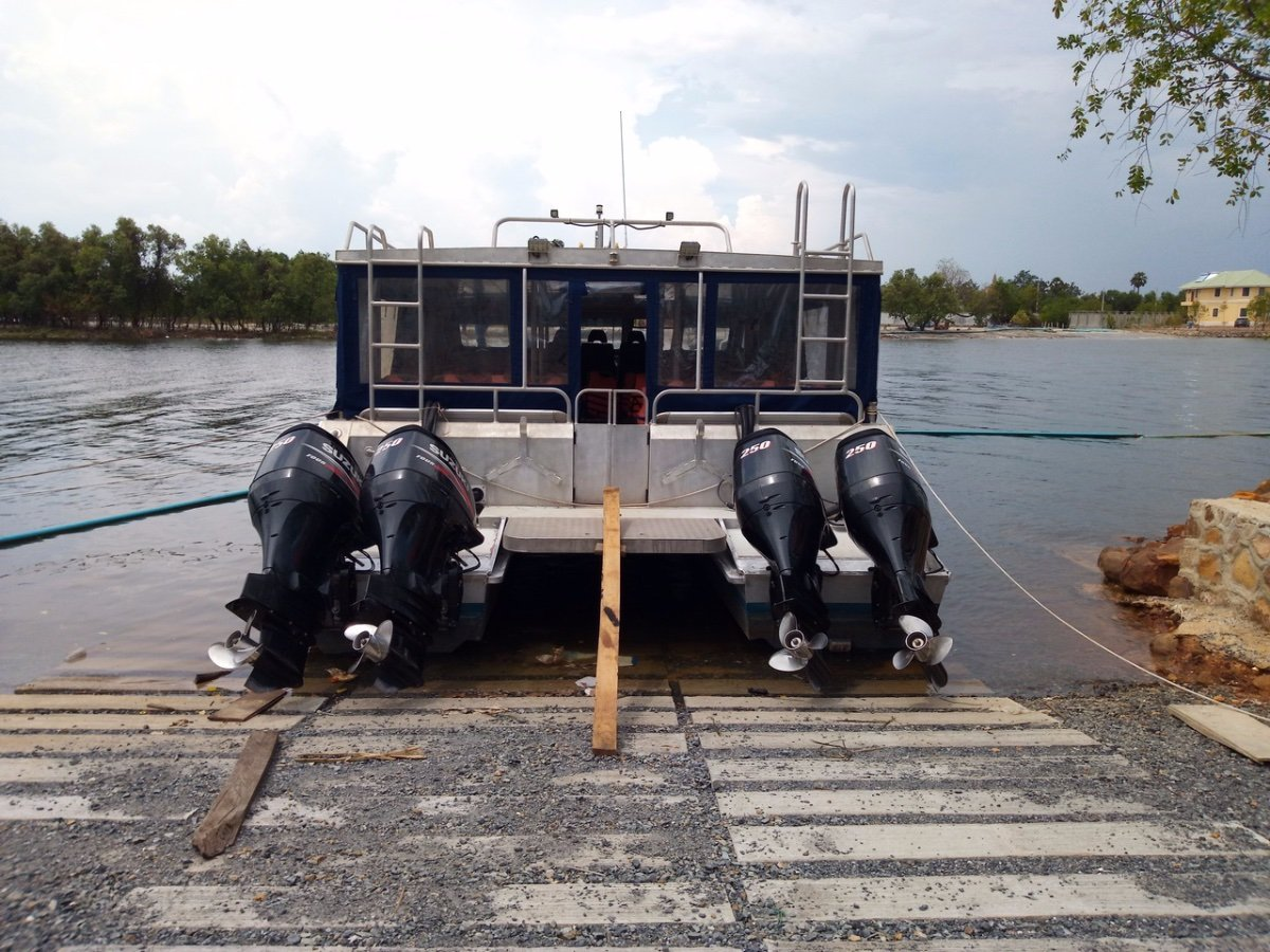 50 Pax Catamaran