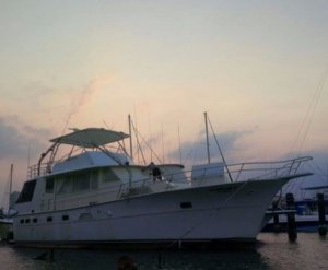 Hatteras 53 - A Great Buy.