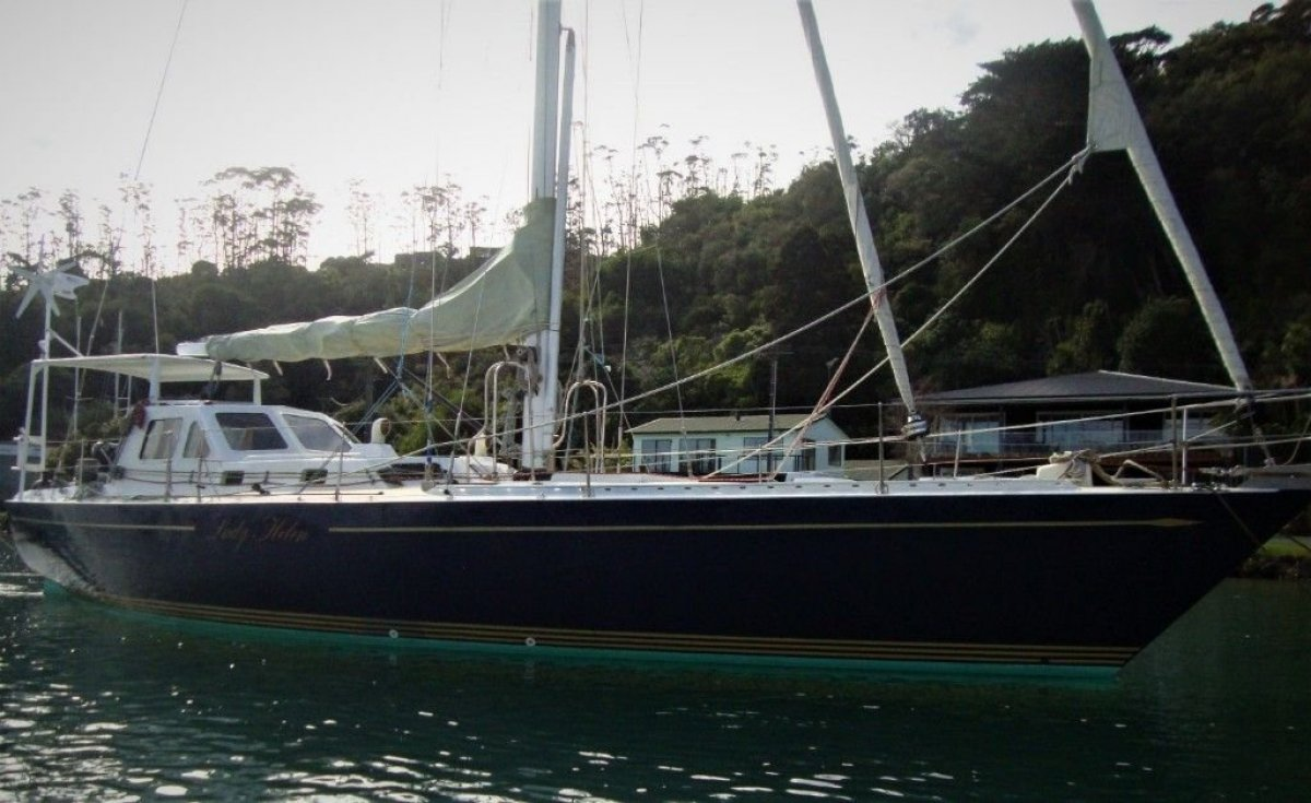 Peterson 46 Sloop
