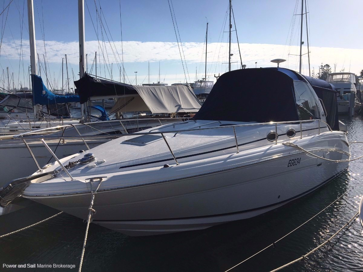 Sea Ray 335 Sundancer THE BEST 30FT PLUS SPORTS CRUISER IN WA??