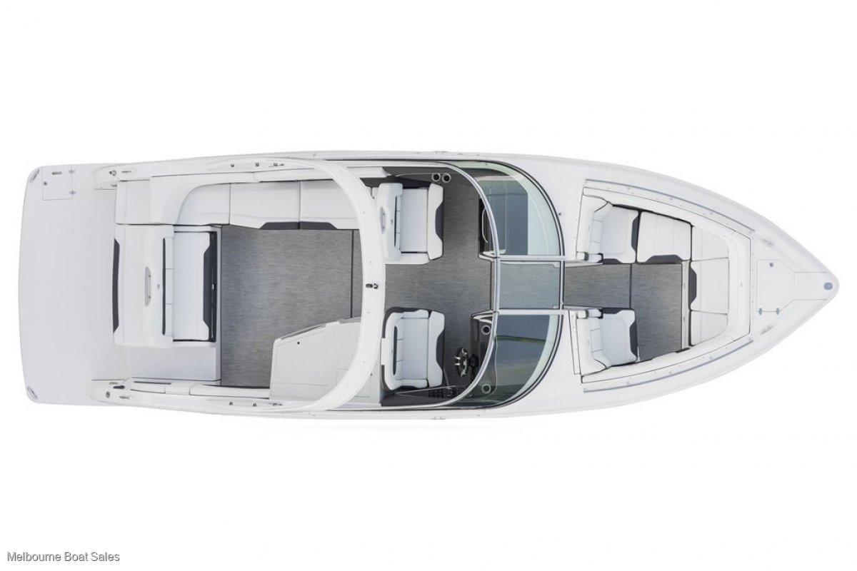 Regal 3300 Bowrider - OPTIONAL HARD TOP
