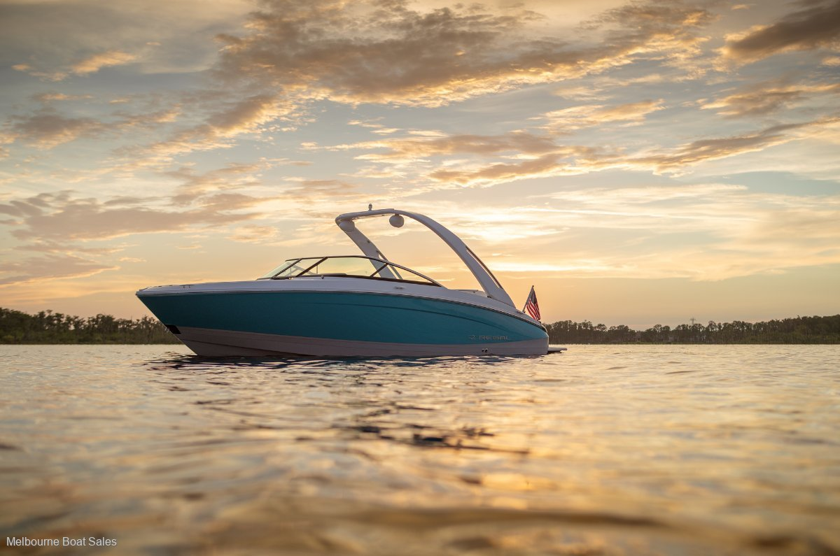 Regal LS 4 Bow Rider - OUTSTANDING PERFORMANCE
