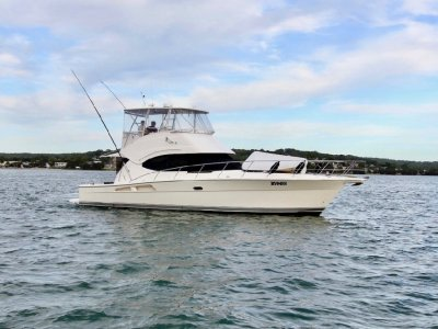 Riviera 45 Open Flybridge