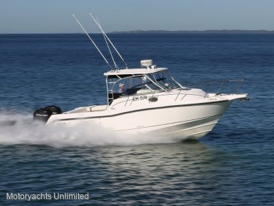 Boston Whaler 285 Conquest Impeccable condition, never antifouled