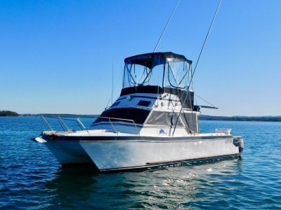 Powercat 288 Flybridge