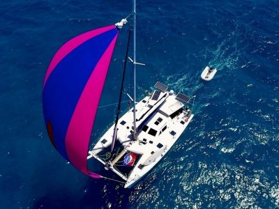 St Francis Catamaran 43