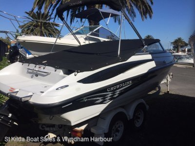 Crownline 19 SS Bow Rider