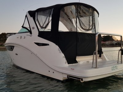 Sea Ray 260 Sundancer - 2015 - only 76 hrs on the engine - summer ready