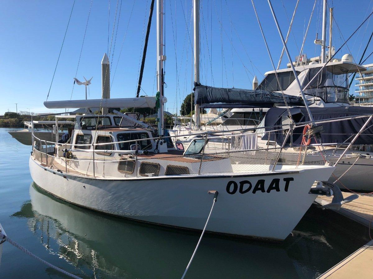 Bollard 38 Motorsailer: Sailing Boats | Boats Online for