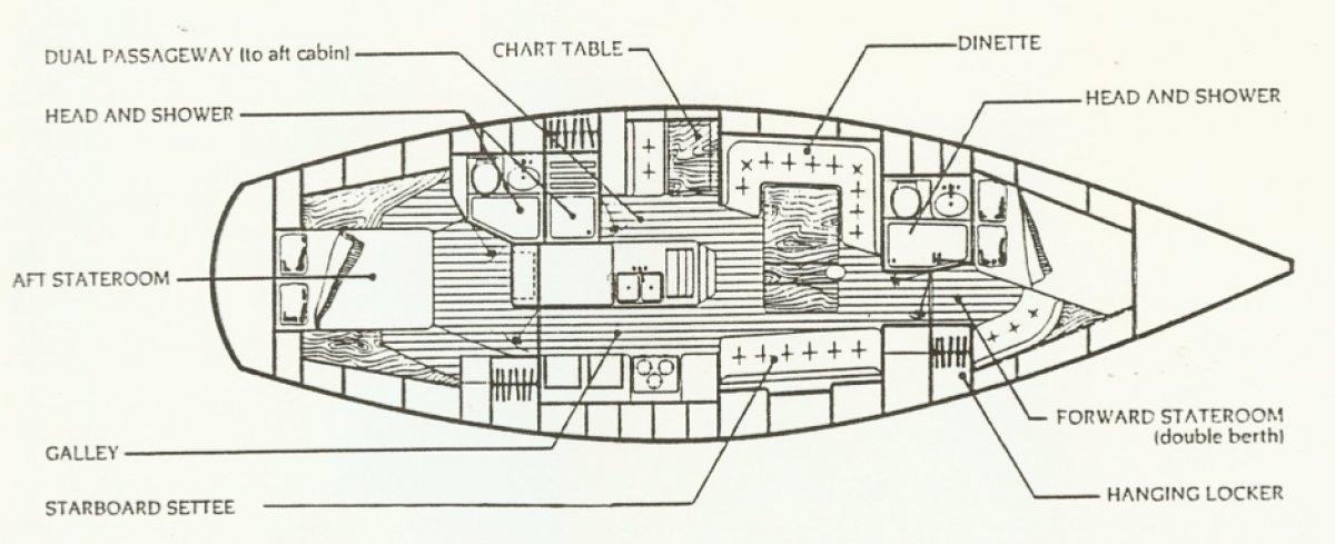 Hylas 44CC