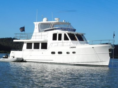 Clipper Explorer 50 Pilothouse Motor Yacht