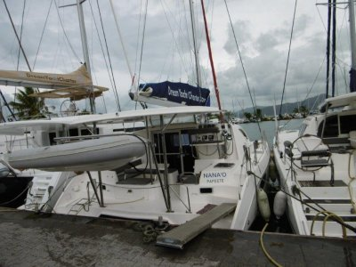 Leopard Catamarans 384 - 4 Cabin version in great condition.