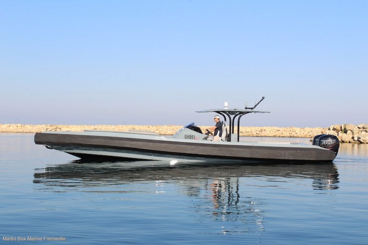 Dingo Yachts 11.5 Custom