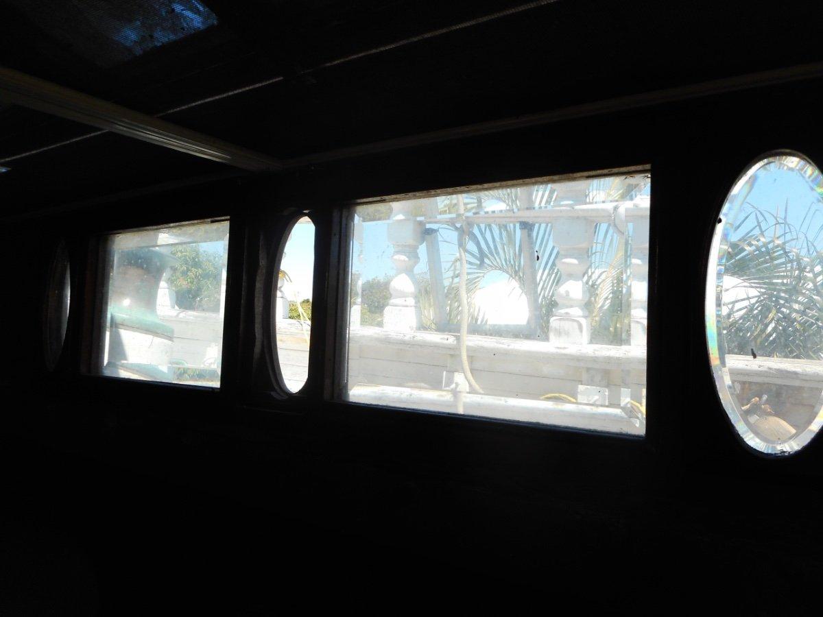 Samson Sea Strutter Brigantine modified to 50ft on deck