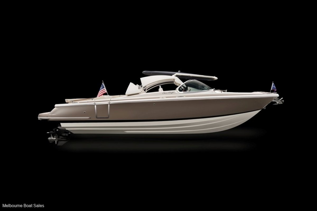 Chris Craft Launch 25GT - STYLE MEETS CONVENIENCE