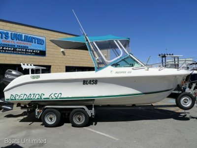 Chivers Predator 650 IN OUTSTANDING CONDITION GREAT ALL ROUNDER
