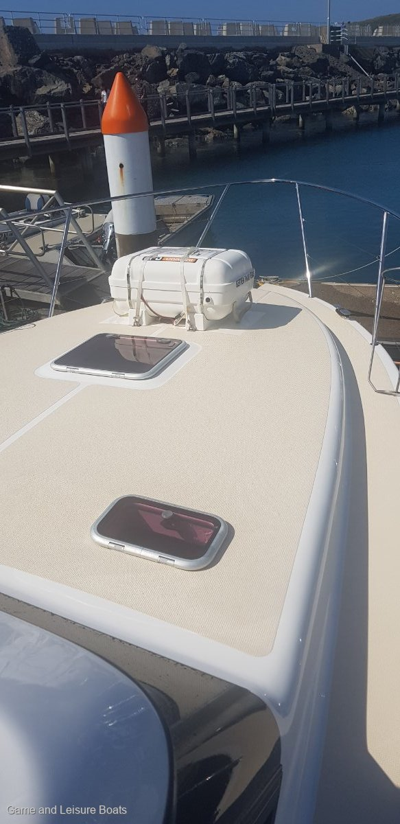 Steber 3800 Flybridge - 2011 MY