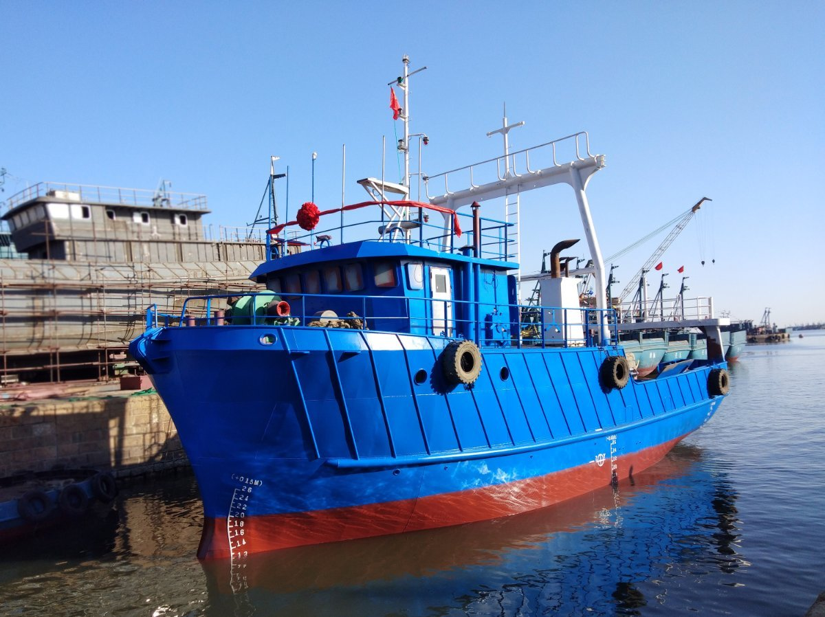 CustomTRAWLER 20m