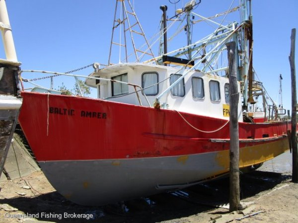 TS398 $255,000 Trawler, T1 Primary and 4,350 TEU's