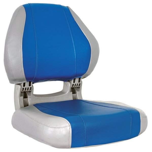 NEW STYLE SIROCCO FOLDING BOAT SEAT - $99.00 AT DINGHY WORLD