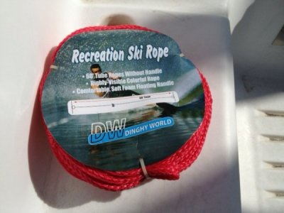 TOWABLE SKI ROPES - ONLY $ 15.00 EACH
