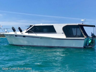 Marlin 38' sedan motoryacht