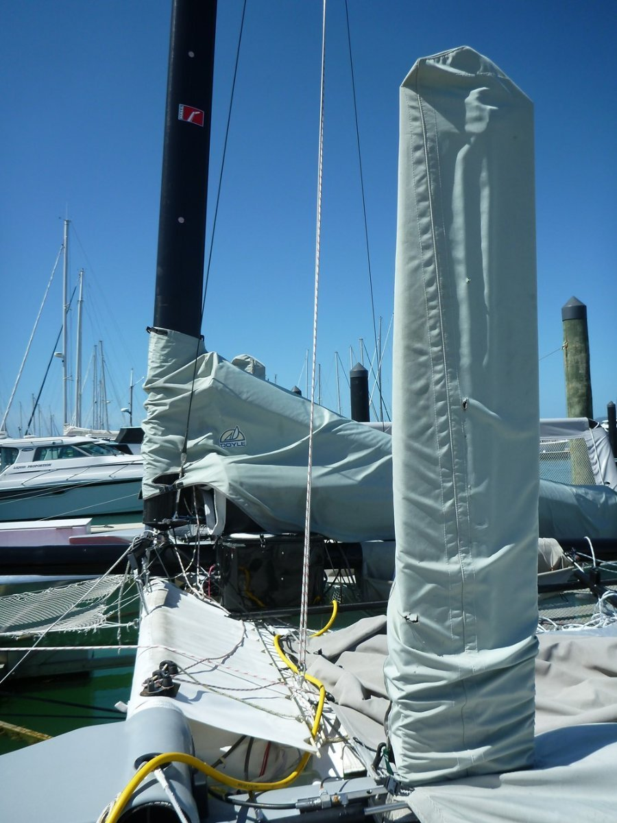 Custom SL 33 Multihull