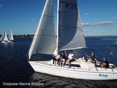 Farr 30 Binks Yachts Built Sailing Vessel