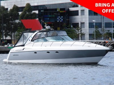 Sunrunner 4800 - BOW & STERN THRUSTERS