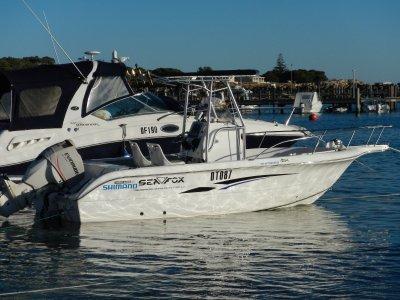 Sea Fox 210 Walkaround 210CC Centre Console