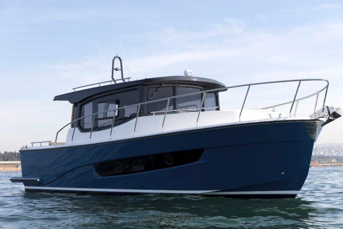 Pescador 35 - Trawler Style