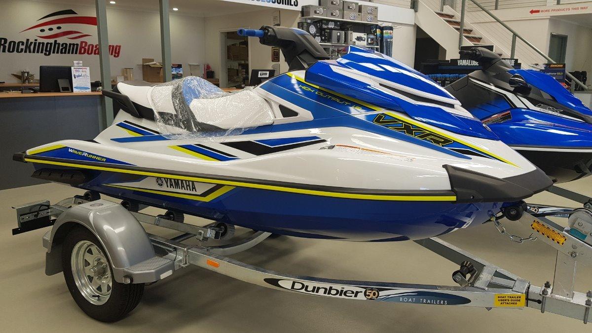 New Yamaha Vxr 1800: Jetskis | Boats Online for Sale